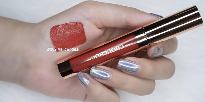 Son-Kem-Lì-Chou-Chou-Professional-Matt-Lip-Color-(5g)-Màu-302-Mellow-Rose