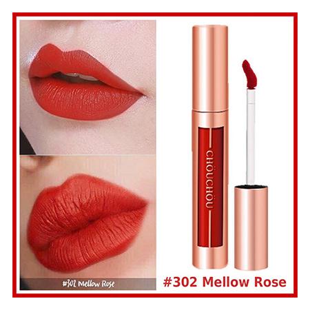 Son Kem Lì Chou Chou Professional Matt Lip Color (5g) Màu 302 Mellow Rose