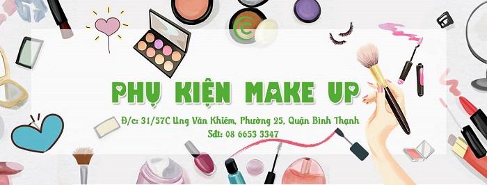 chỗ bán phụ kiện makeup giá rẻ