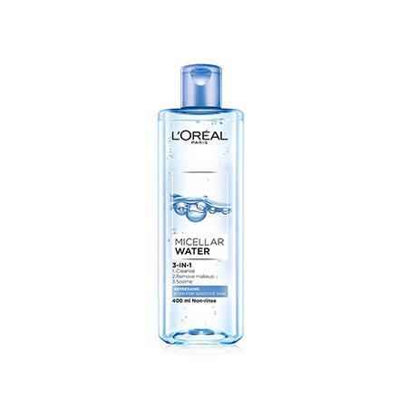 Nước-Tẩy-Trang-Loreal-Micellar-Làm-Sạch-Mềm-Mịn-Da-400ml