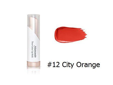 Son-Lì-Mamonde-True-Color-Lip-Stick-#12-City-Orange