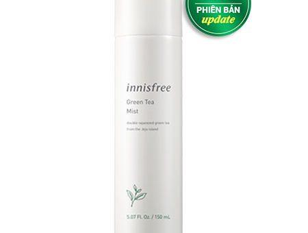 Xịt-Khoáng-Innisfree-Green-Tea-Mist-150ml