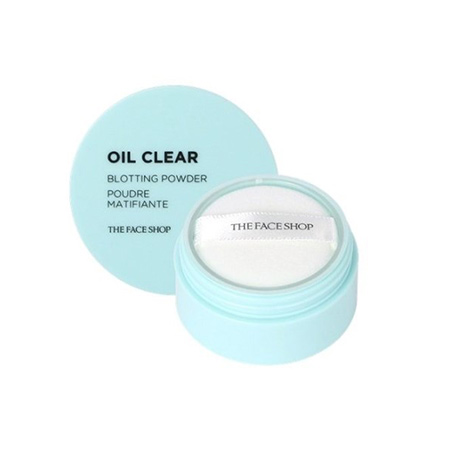 Phấn Phủ Dạng Bột Kiềm Dầu The Face Shop Oil Clear Blotting Powder