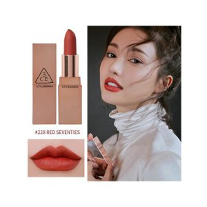 Son 3CE Stylenanda Matte Lip Color 2018 Màu 228