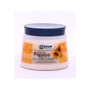 Tẩy Tế Bào Chết ESI Bio Skincare Exfoliating Papaya Skin Whitening Scrub (500ml)