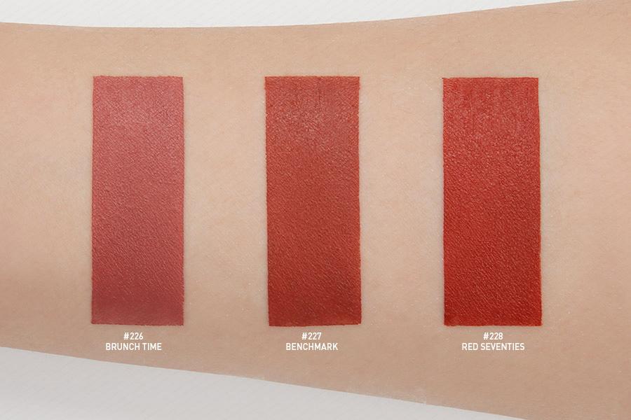 bảng-màu-Son-3CE-Stylenanda-Matte-Lip-Color