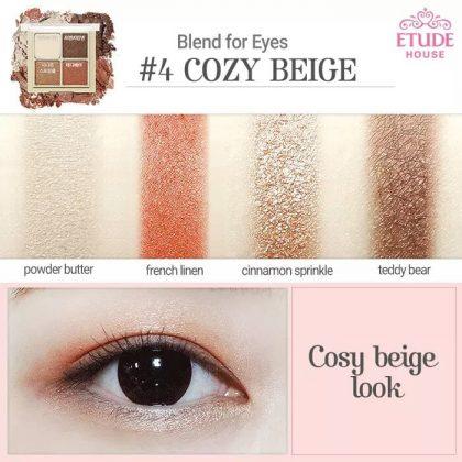 Bảng-Phấn-Mắt-4-Ô-Etude-House-Blend-For-4-Eyes-Màu-4-Cozy-Beige-(8g)-01