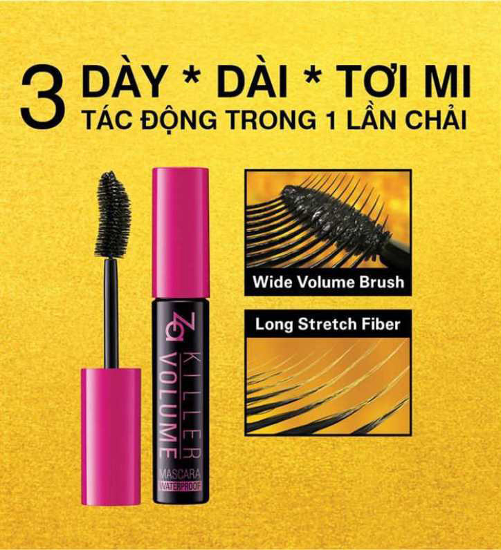 Mascara-Dày-Và-Cong-Mi-Za-Killer-Volume-Curl-Mascara-9g-01-Real-Black