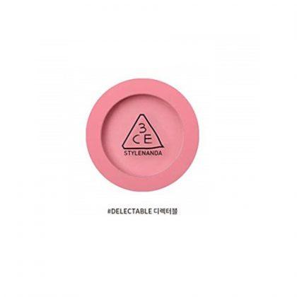 Phấn Má Hồng 3CE Stylenanda Mood Recipe (5,5g) Màu Delectable