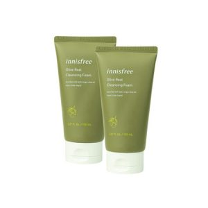 Sữa Rửa Mặt Innisfree Olive Real Cleansing Foam (150ml)
