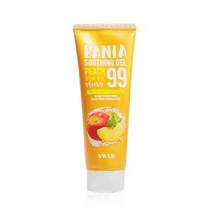 Gel-dưỡng-ẩm-tái-tạo-da-chiết-xuất-đào-BANIA-Soothing-Gel---Peach-250ml