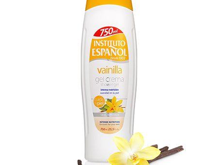 Sữa-tắm-chiết-xuất-Vanila-INSTITUTO-ESPANOL-Vainilla-Shower-Gel-Cream-750ml